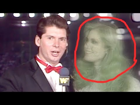 Ghosts in WWF? Going in Raw Reviews The Wrestling Classic!