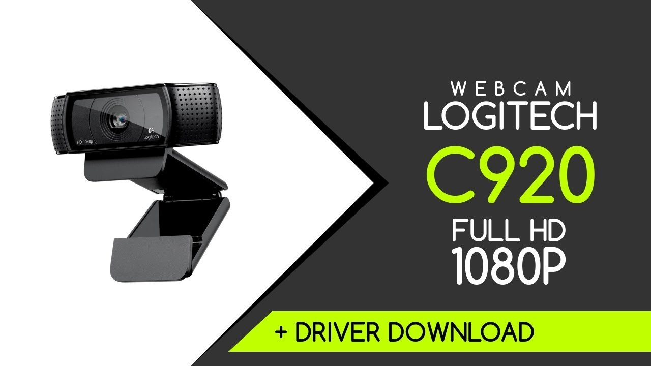 Logitech hd pro webcam c920 software tutorial and download youtube.