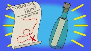 Minecraft Fnaf Funtime Foxys Crazy Treasure Hunt (Minecraft Roleplay)