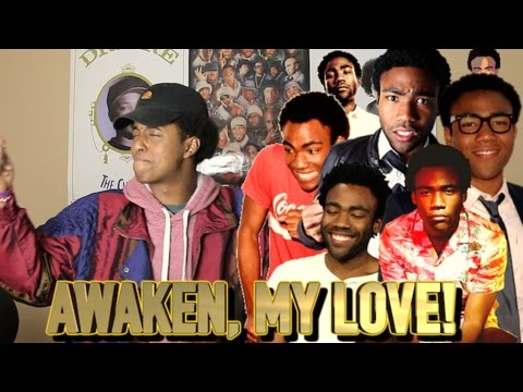 CHILDISH GAMBINO - AWAKEN, MY LOVE (LATE REACTION)
