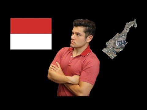 Geography Now! MONACO