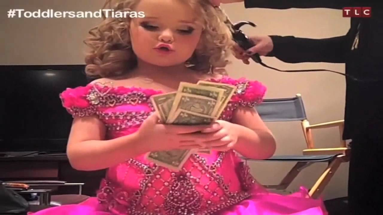Behind The Scenes With Honey Boo Boo - Toddlers  Tiaras -5165