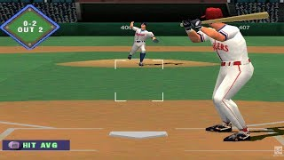 MLB 99 PS1 Gameplay HD