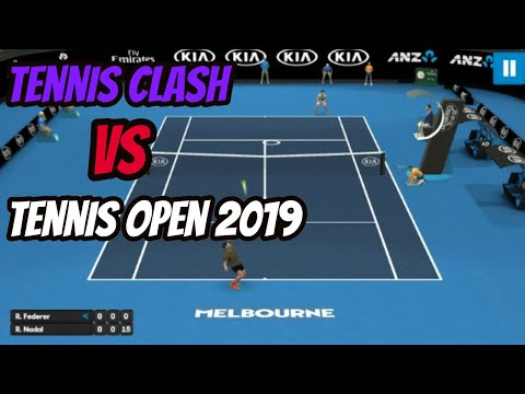 What Is The BEST Mobile Tennis Game? (Tennis Clash V.S Tennis Open 2020)