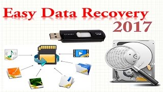 Easy Data Recovery From Hard Disk and Memory Card