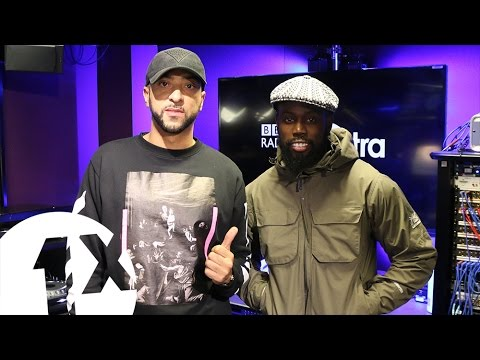 Ghetts In Depth with DJ Target