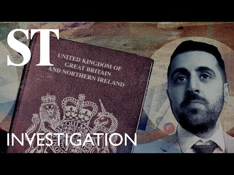 Home Office In Cash-for-passports Scandal | Investigation
