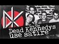 Capture de la vidéo How The Dead Kennedys Used Satire