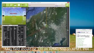 ArduCopter 3.0 Pre-Arm Checks