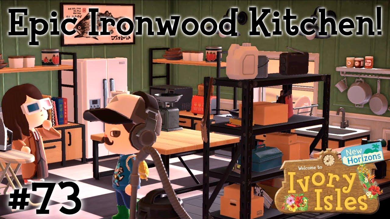 Epic Ironwood Kitchen: Visiting Your Islands: Animal ... on Ironwood Animal Crossing  id=47963