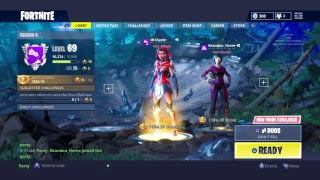 NEW SKIN AND ITEM SHOP!!! { FORTNITE BATTLE ROYAL } @iApplyYT ON TWITTER!!
