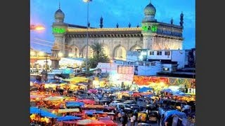 Ramzan Eid shopping at Night in Old City Hyderabad