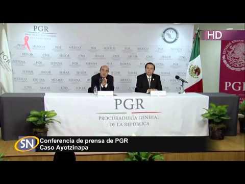 La pregunta de una periodista que incomodó a Murillo Karam #Ayotzinapa