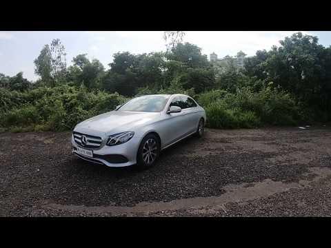 हिंदी: Mercedes-Benz ( मर्सिडीज बेंज) E350d Review ThrustZone.com