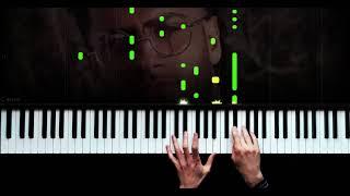 @Reynmen -Yoksun Başımda - Piano Tutorial by VN