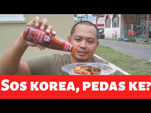 Reaksi muka makan sos korea adabi, pedas wei from YouTube · Duration:  4 minutes 34 seconds