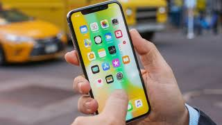 Iphone X smartphone review