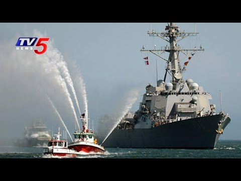 Navy Day Celebrations At Vizag : TV5 News