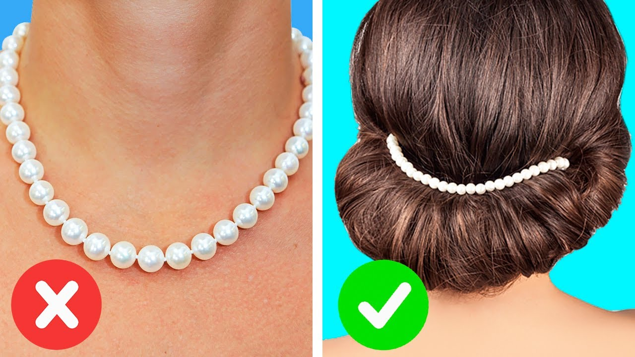Beautiful Hair Hacks and Tricks || Smart Beauty Hacks