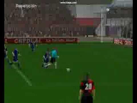 PES6 Liga Argentina 3dGames pc game
