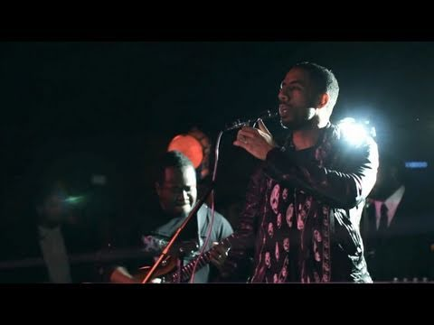 "Ryan Leslie - ""Maybachs & Diamonds"" World Premiere LIVE in DC"