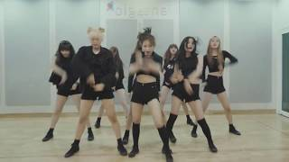 Weki Meki 'I Don't Like Your Girlfriend' mirrored Dance Practice