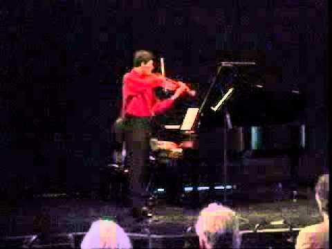 Piazzolla Tanguano -Steve Larson, viola & David Jalbert, piano