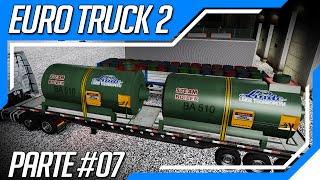 Euro Truck Simulator 2 - Carga de Steam Boiler e Participação do David