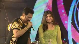 Teri Chunariya - Kumar Sanu & Alka Yagnik - Live in Concert