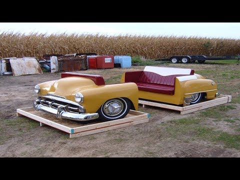 Clever Ideas Car Parts Home Decor | Repurposed Into Furniture Ideas