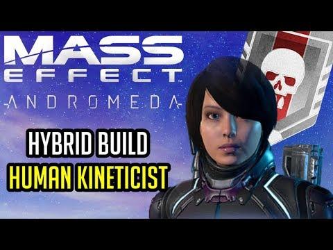 The Human Kineticist Hybrid Build [PLATINUM] Build - Andromeda Multiplayer (A-Z Playthrough)