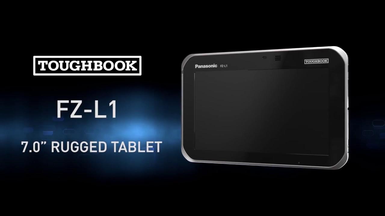 Meet the Toughbook L1