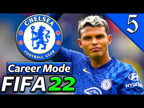 Download CHAMPIONS LEAGUE GAME OF THE SEASON! FIFA 22 Chelsea Career Mode #5