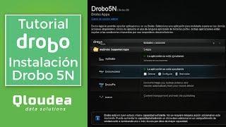 Configuración inicial de Drobo 5N y 5N2 - Los servidores NAS de Drobo