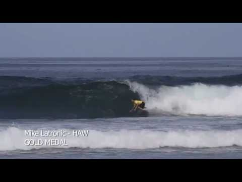 ISA World Masters Surfing Championships, Montañita Ecuador 2013