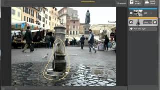 Как сделать живые фотографии