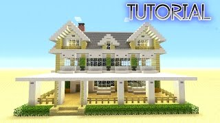 Live In Style With These 5 Incredible Minecraft House Tutorials Minecraft