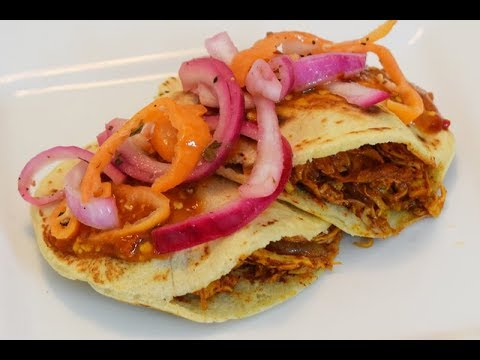 Easy Delicious Mexican Corn Gorditas Recipe