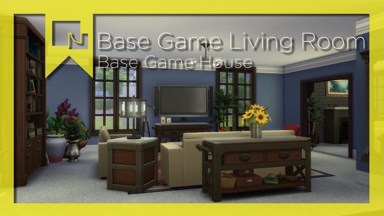 BASE GAME LIVING ROOM