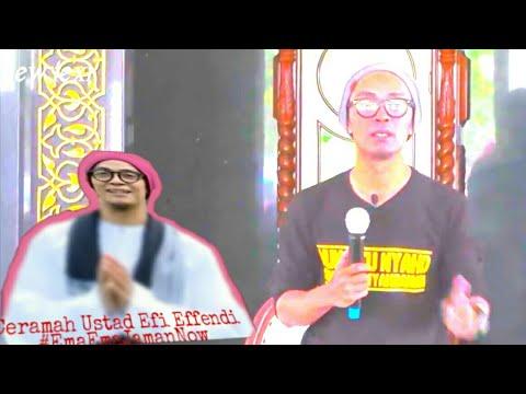 Ceramah Ustad Efi Effendi(KocakAbis)