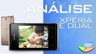 Sony Xperia E Dual [Análise de Produto] - Tecmundo