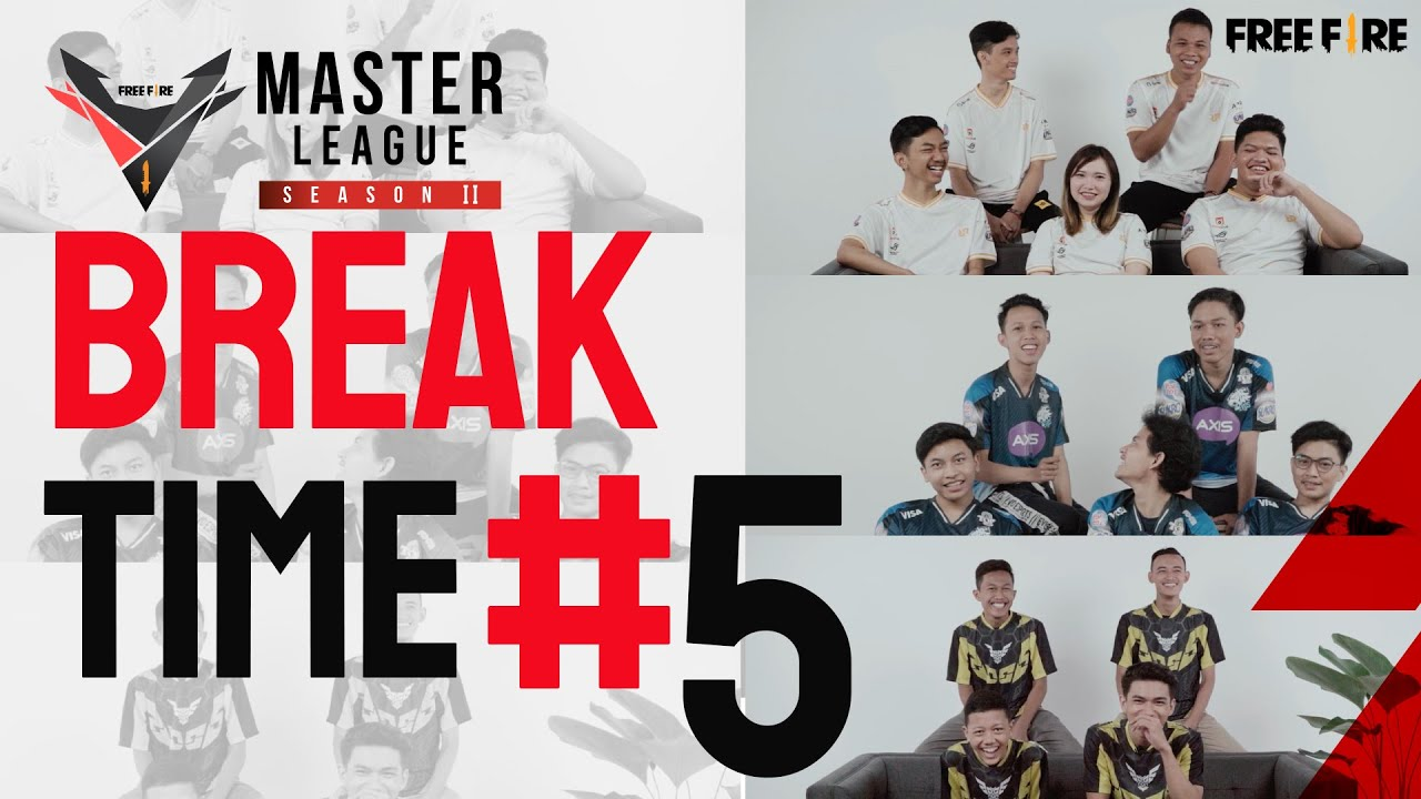 Break Time #5 - FFML Season II