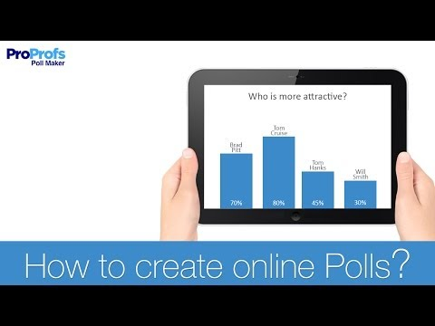 How To Create An Online Poll In Less Than 2 Mins