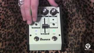 Ibanez Echo Shifter delay pedal demo with Kingbee Tele & Dr Z Antidote