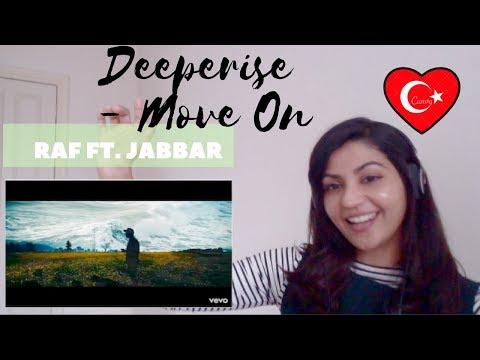 Deeperise - Raf ft. Jabbar -- Reaction Video!