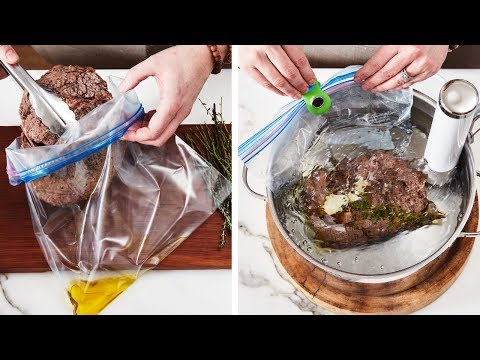 How To Make The Ultimate Steak Sous-Vide