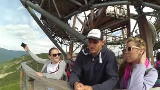 Trip vLog #2 sky walk spacer w chmurach Czechy