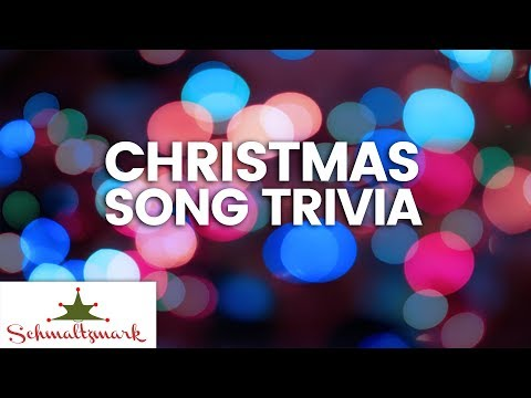 The 12 Songs of Christmas Trivia Contest
