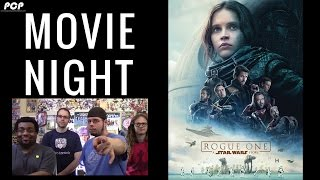 Rogue One A Star Wars Story (2016) Movie Review - PCP Movie Night