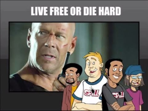 Live Free or Die Hard Spill Review